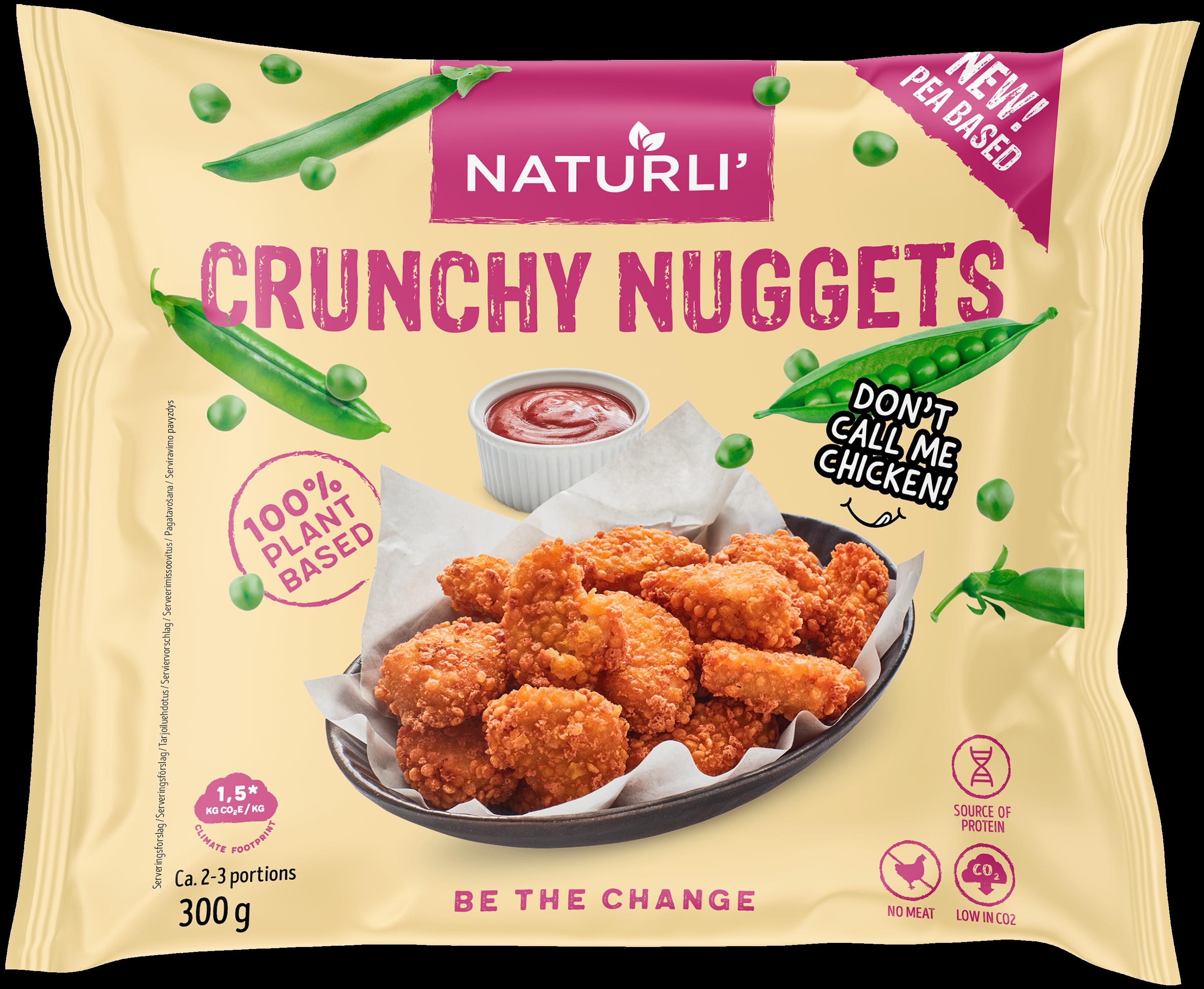 Crunchy Nuggets