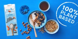Plantebasert yoghurt naturell