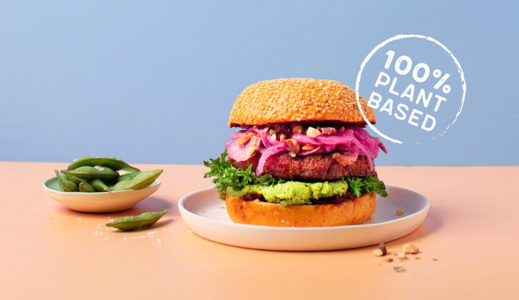 Slik griller du en perfekt burger